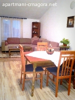 Stan-apartman-5 do 6 osoba-super cijena-septembar