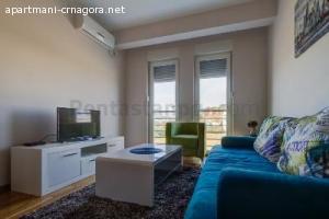 Apartman BLUE - Stan na dan na Zabjelu, Podgorica