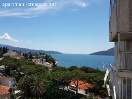 Apartman sa pogledom na more