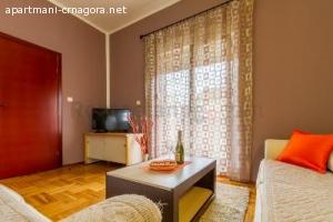 Apartman  WHITE – Stan na dan na Starom Aerodromu, Podgorica