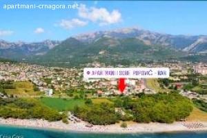 Apartmani Popović 50m od mora