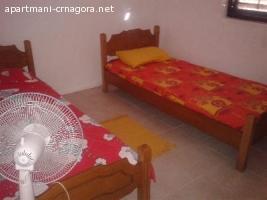 Dvokrevetna soba- 5e krevet, Ada Bojana, Donji Stoj