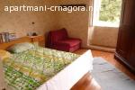 Izdajem sobe u Kotoru,Prčanj 20 m od mora
