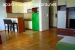 Izdajem stan u Podgorici Preko Morače na duži period
