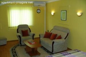 Izdavanje apartmana - stana u Herceg Novi