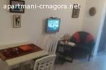 Izdajem apartmane u Djenovicima Crna Gora kod Herceg Novog