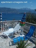 Kuća na obali mora Crna Gora