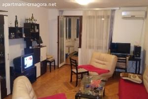 Prodaje se dvosoban namjesten stan 81m2 Lepa Kata Podgorica
