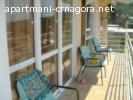 apartman 70m2, Sutomore, za 2 porodice 25 eur jun i septemba