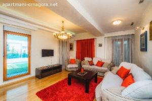 Stan na dan Podgorica ( Apartman Dream LUX CENTAR)