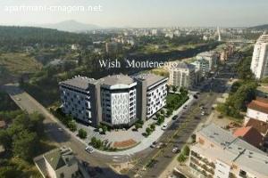 Stanovi za dnevno iznajmljivanje Podgorica apartmani smestaj