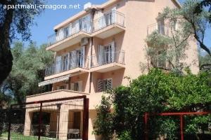 Vila dolina Sunca - apartmani u Buljarici - Crna Gora